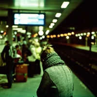 Whatever happened on platform 12