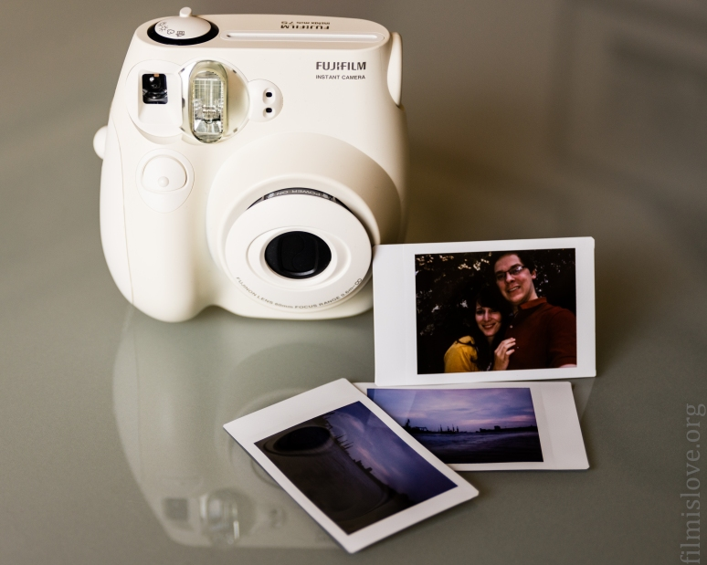 Instax 7s, taken with the Nikon D600, Nikkor AF 28-105D, RAW, Lightroom